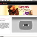 Caramel Kitten Account 2014