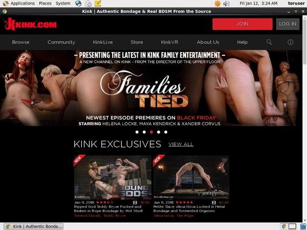 Kink Password Site