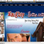 Naughty At Home Accounts Daily