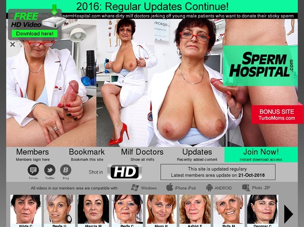 Sperm Hospital 암호