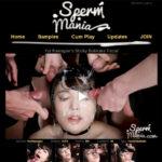 Sperm Mania Con