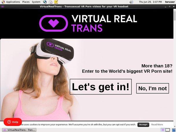Virtualrealtrans Free Trial Deal