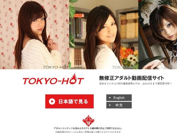 Tokyohot Logon