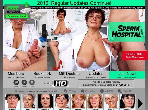 Spermhospital.com Dildo