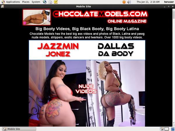 Get Chocolatemodels Discount