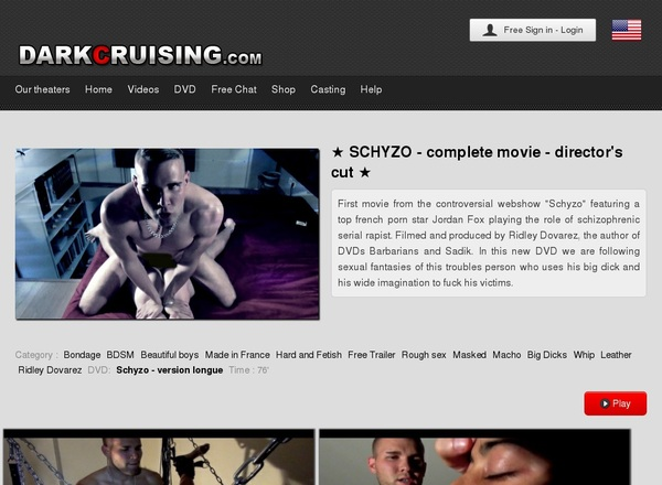 Free Darkcruising.com Porn